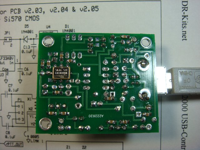 Programmable XO Si570: QRPな自作の日記
